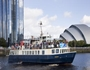 The Riverlink boat takes passengers on a Doors Open Day trip