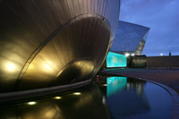 Glasgow Science Centre and IMAX cinema