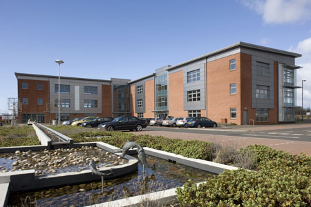 Riverside Braehead business park