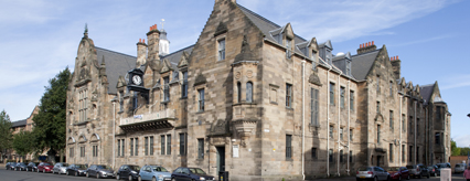 The Pearce Institute in Govan has been restored