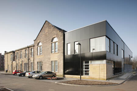 Dumbarton Sheriff Court Extension
