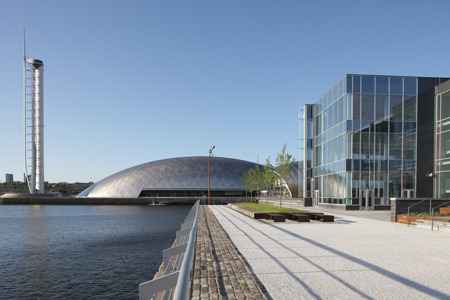 Medius and the Glasgow Science Centre