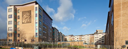 Flats at Anderston SSHA