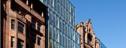 Sixty7 on Hope Street in Glasgow city centre's IFSD