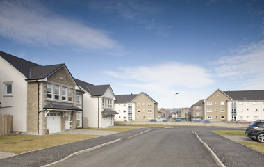 New homes at Castle Quay