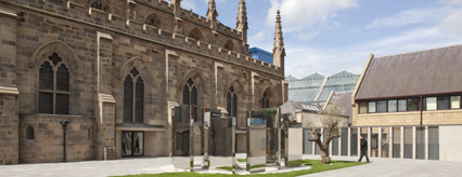 St Andrews Metropolitan Cathedral is complete