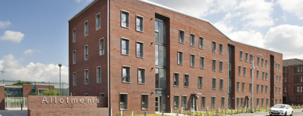 New homes for Govan