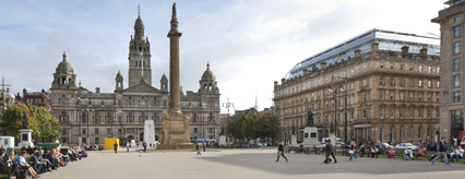 The Cenotaph in George Square