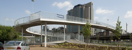 Bridge to Nowhere in Anderston