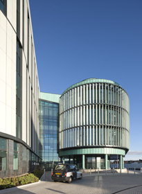 New South Glasgow Hospital laboratories