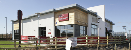Toby Carvery is open for business