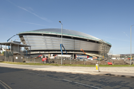 The SSE Hydro will be operational Autumn 2013