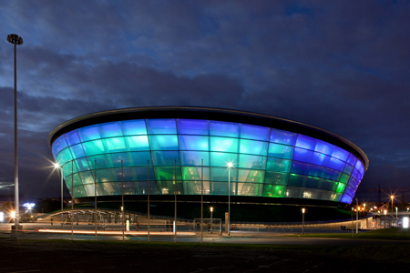 The Hydro comes to life