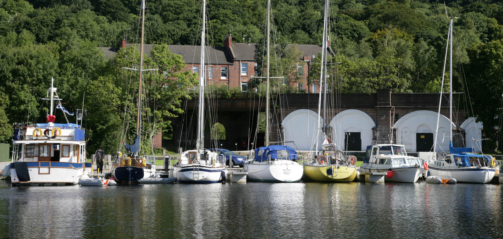 Bowling Basin at Old Kipatrick